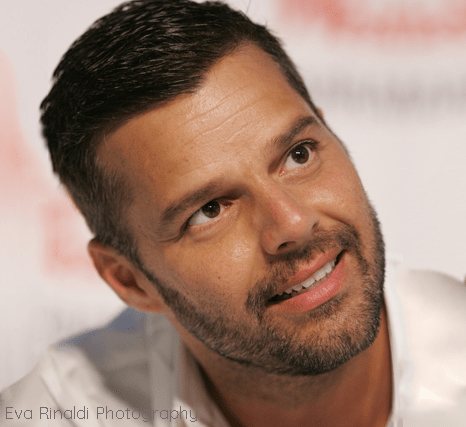 Ricky Martin on Acting Coach John Homa